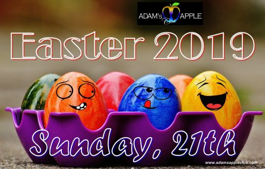 Easter 2019 Admas Apple Club Chiang Mai