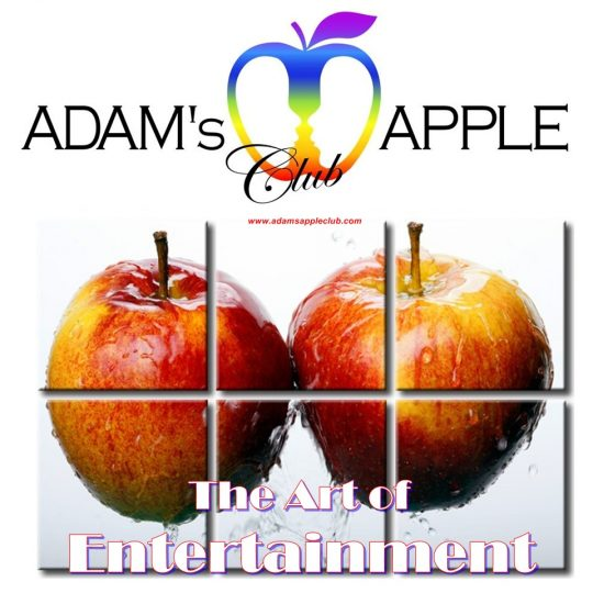 The Art of Entertainment Adams Apple Club