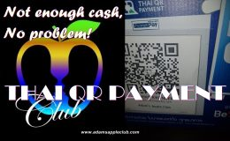 THAI QR PAYMENT Adams Apple Club