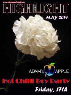 Highlight May 2019 Adams Apple Club CNX