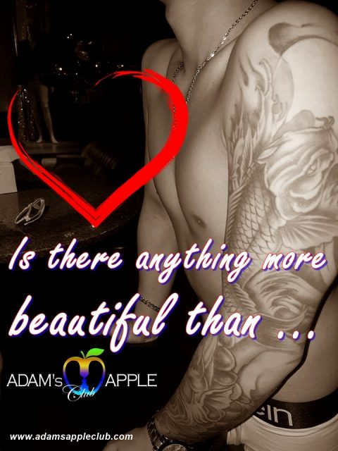 Adams Apple Club Is there anything more beautiful than ...