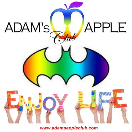 Adams Apple Club It's NORMAL