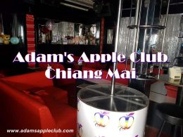 Adam's Apple Club Chiang Mai INSIDE
