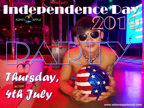 Independence Day 2019 Adams Apple Club CNX