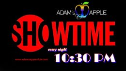 Showtime Adams Apple Club Chiang Mai