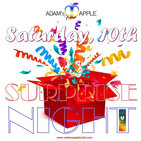 Surprise Night Adams Apple Club Chiang Mai