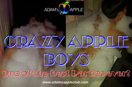 Apple Party Adams Apple Club Chiang Mai