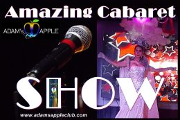 Amazing Cabaret Adams Apple Club in Chiang Mai