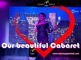Our beautiful Cabaret Adams Apple Club
