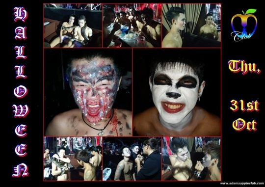 BEST HALLOWEEN 2019 Party in Chiang Mai!!!
