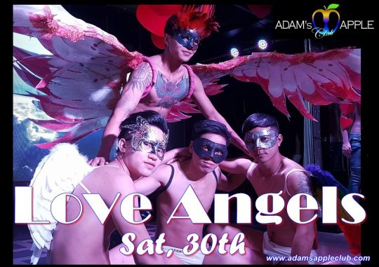 Adams Apple Club Love Angels