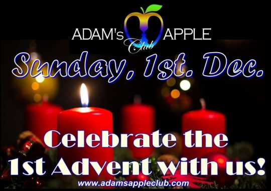 First Advent Adams Apple Club