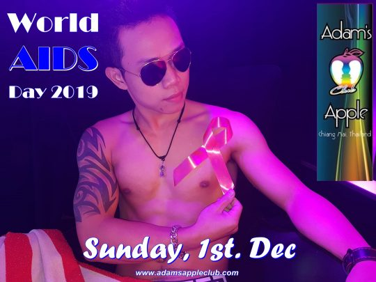 World Aids Day 2019 Adams Apple Club