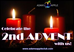 2nd Advent 2019 Adams Apple Club