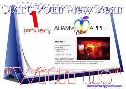 1st January 2020 Adams Apple Club