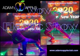 Elastic Show Adams Apple Club