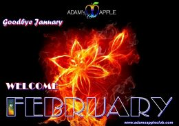 Welcome February 2020 Adams Apple Club