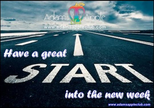 Have a great START into the new week