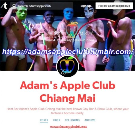 Adams Apple Club on Tumblr