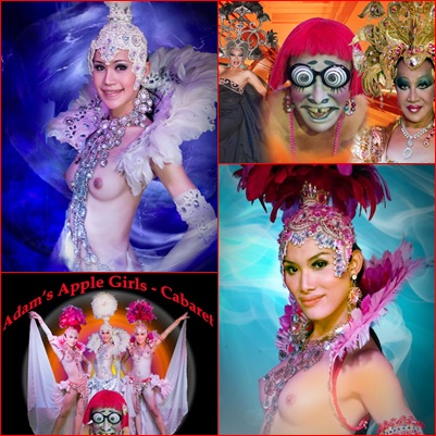 Adams Apple Girls Best Ladyboy Cabaret Show Gay Bar Chiang Mai