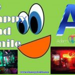 Be Happy and Smile Adams Apple Gay Club