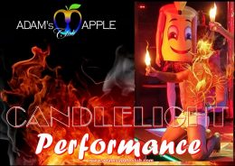 CANDLELIGHT Performance Adams Apple Club Gay Bar Chiang Mai