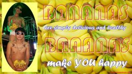 Banana Show Adams Apple Club Gay Bar Chiang Mai