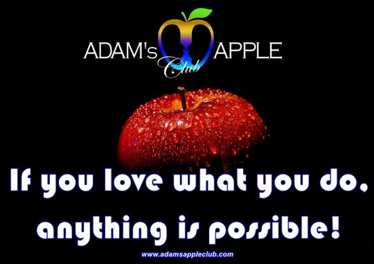 Anything is possible!If you love what you do, anything is possible!