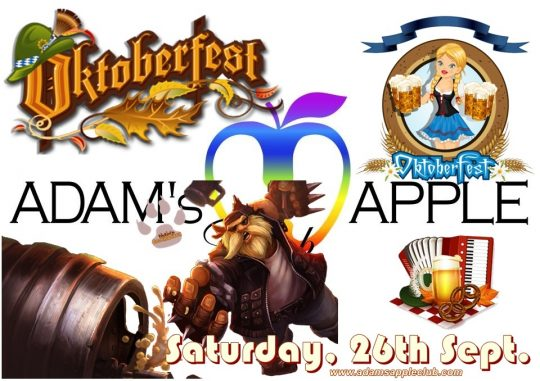 OKTOBERFEST 2020 Adams Apple Club Chiang Mai