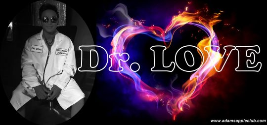 Dr. LOVE PERFORMANCE @ Adam's Apple Club Gay Bar Chiang Mai Gay Scene Gay Life Gay Bar Host Bar Chiang Mai Adult Entertainment Go Go Bar