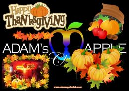 HAPPY THANKSGIVING 2020 Adams Apple Club Chiang Mai Adult Entertainment Host Bar Gay Club Nightlife Ladyboy Cabaret Liveshows Go-Go Bar