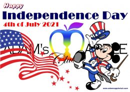 Independence Day 2021 Adams Apple Club Chiang Mai Nightclub Adult Entertainment gay Club and Host Bar with Ladyboy Cabaret Liveshows